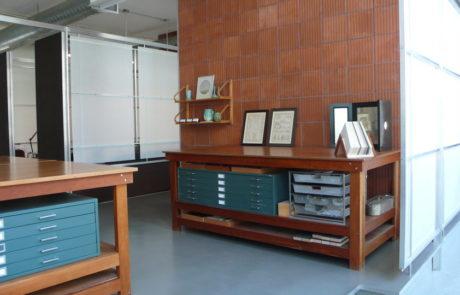 The Front Showroom at Bark Frameworks