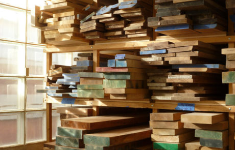 Lumber Storage Racks