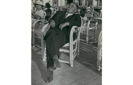 Lisette Model Photograph Gambler