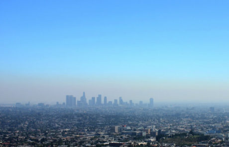 Los Angeles on a Smoggy Day