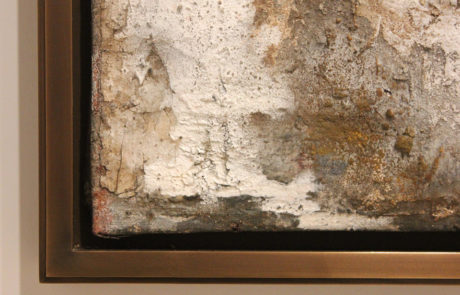 Detail of Frame Corner of Painting