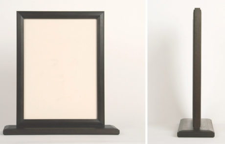 Free Standing Frame Example