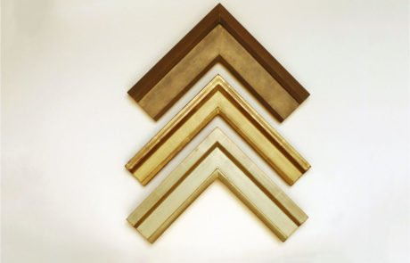 Guilded Profiles Inspired by Dutch Frames