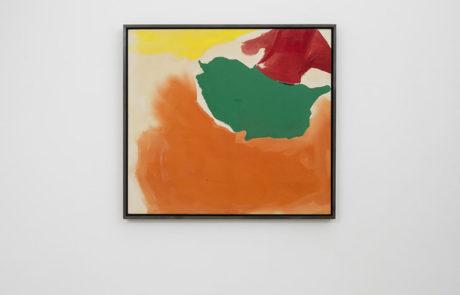 One Helen Frankenthaler Painting