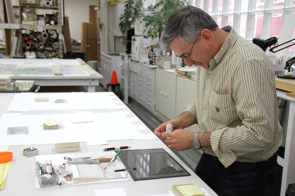 Mark Minevich at Work