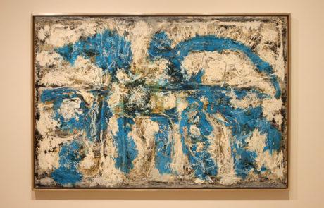Richard Pousette-Dart Horizontal Painting