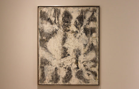 Richard Pousette-Dart Vertical Painting