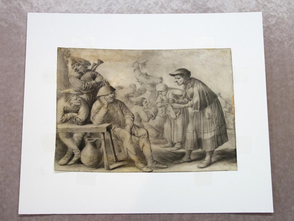 Pieter Quast Print