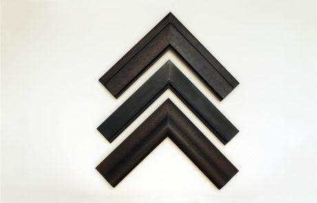Three Profiles Based on 17c Dutch Frames