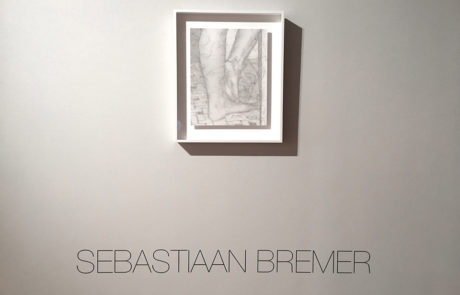 Sebastiaan Bremer Exhibition Opening with One Artwork