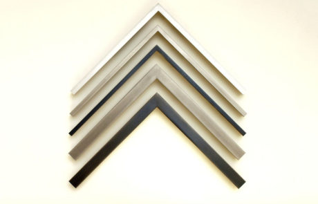 Simple Aluminum Profiles and Finishes