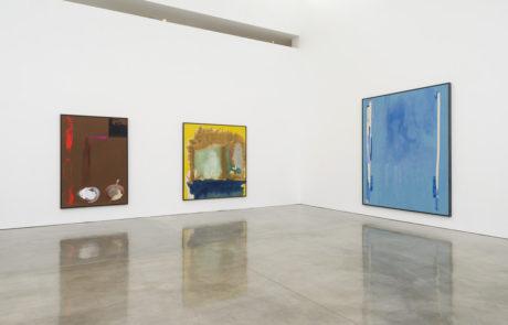 Three Large Frankenthaler Paintings