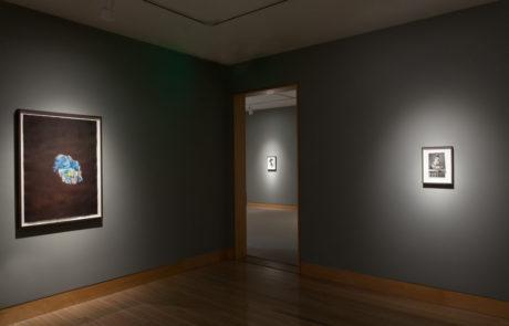 Three Wardell Milan Paintings at Fraenkel Gallery