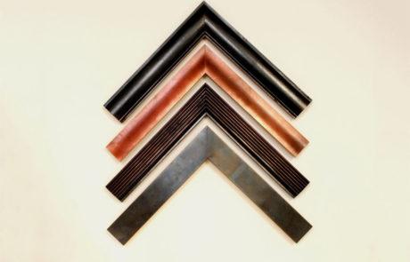 Wood Profiles Clad in Metals