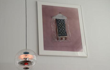 Bark Frame for Mitch Epstein Artwork