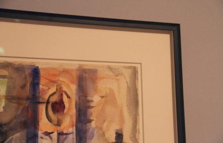 Corner Frame Details