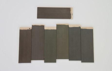 Custom Casein Paint Samples