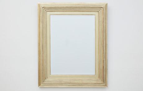 Degas No 1 Pale Gold Custom Mirror