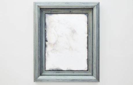 Degas No 3 Zinc Custom Mirror