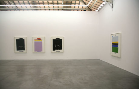 Jenny Holzer Exhibition of Four Works of Art at Galerie Yvon Lambert