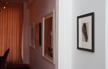 Frame for Diane Arbus Print