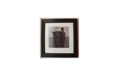 Framed Mapplethorpe Photograph