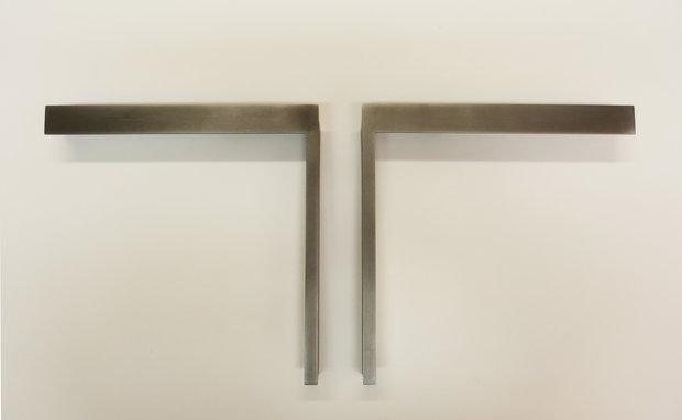 Corner Samples of Frame From Top