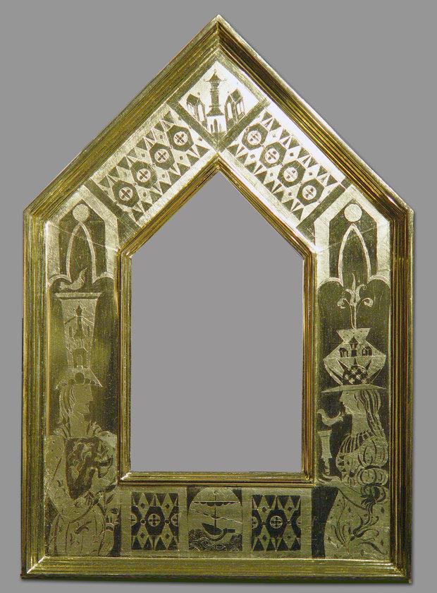 Gothic Mirror Frame