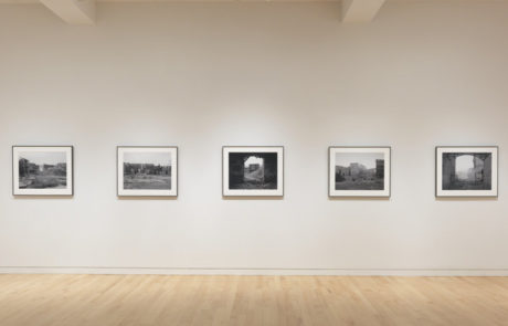Gregory Crewdson Exhibition at Gagosian Gallery Five Photographs