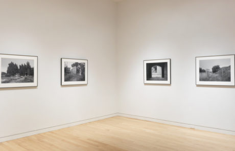 Gregory Crewdson Exhibition at Gagosian Gallery Four Photos