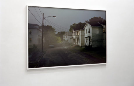 Gregory Crewdson Exhibition at Gagosian One Large Photograph