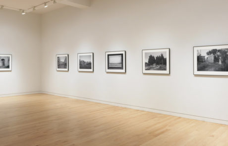 Gregory Crewdson Exhibition at Gagosian Gallery Five Photos on Right Wall