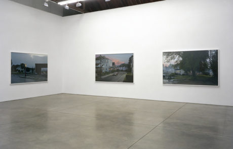 Gregory Crewdson Exhibition at Gagosian Three Large Photographs
