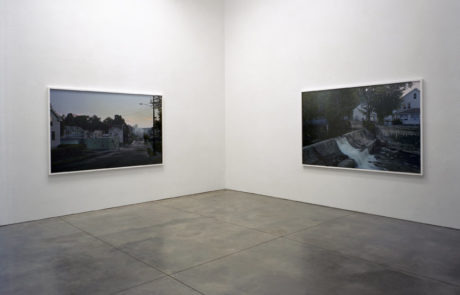 Gregory Crewdson Exhibition at Gagosian Two Large Artworks