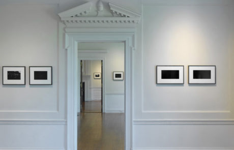 Gregory Crewdson Exhibition at Wave Hill Black and White Photographs Three Rooms Deep