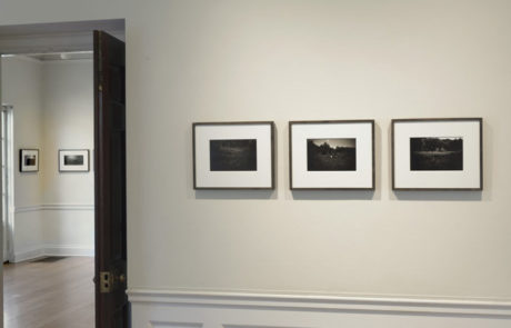 Gregory Crewdson Exhibition at Wave Hill Five Black and White Photographs