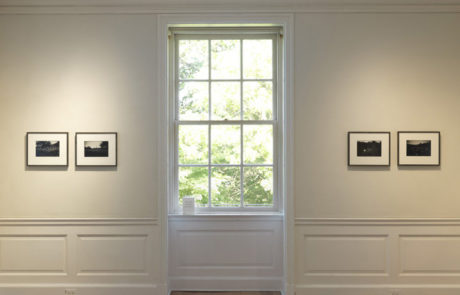 Gregory Crewdson Exhibition at Wave Hill Four Black and White Photographs