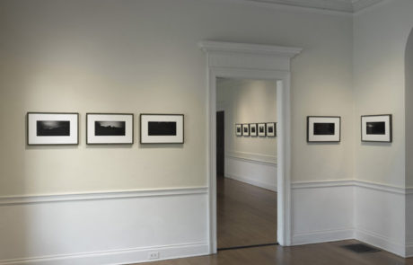 Gregory Crewdson Exhibition at Wave Hill Multiple Rooms of Black and White Photographs