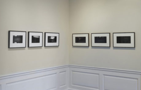 Gregory Crewdson Exhibition at Wave Hill Six Black and White Photographs