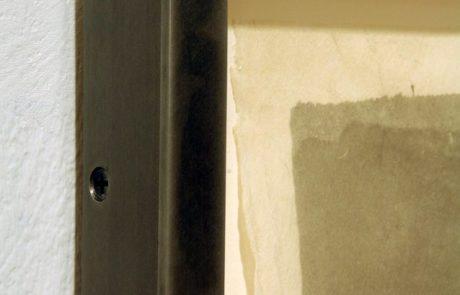 Frame Corner Detail