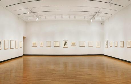 Matisse Drawings at Mt. Holyoke Museum