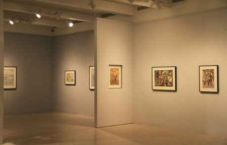 Six Rothko Artworks