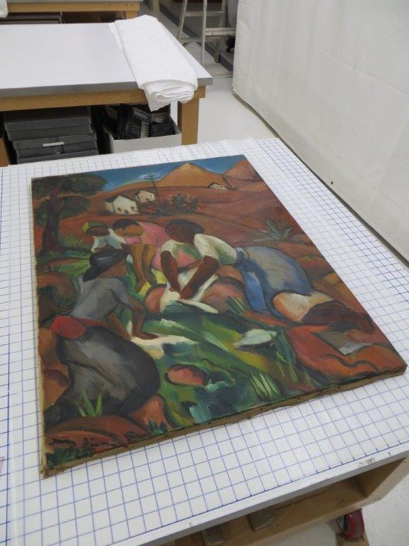 Irma Stern Painting