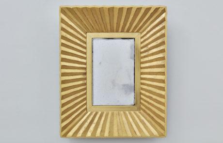 Pleated Custom Mirror