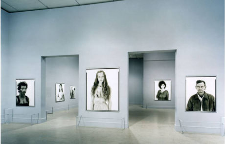 Richard Avedon Exhibition at the Met with Six Portraits