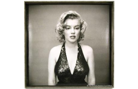 Richard Avedon Exhibition at the Met - Marilyn Monroe Portait