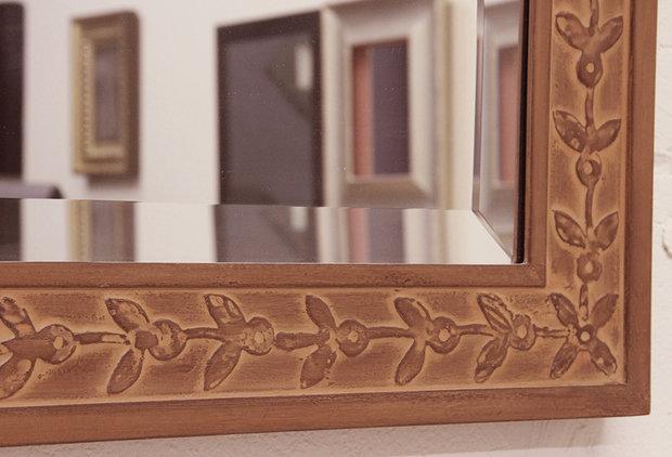 Rippl Ronai Corner Detail of Frame
