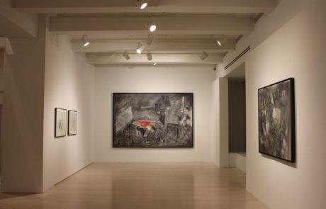 Six Pieces of Art by Roberto Matta at Pace Gallery
