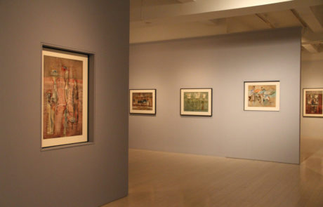 Five Rothko Artworks at Pace Gallery