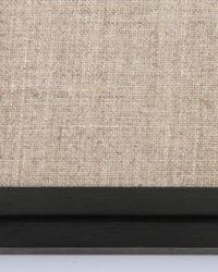 Salt and Pepper Linen Detail